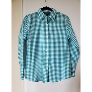 Jonas New York Signature Turquoise Shirt